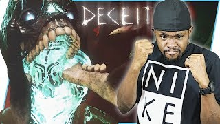 THIS GAME MAKES ME WANT TO FIGHT MY FRIENDS!!! - Deceit Gameplay