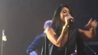 Anggun - Cesse la pluie ( Live @ Café de la Danse)
