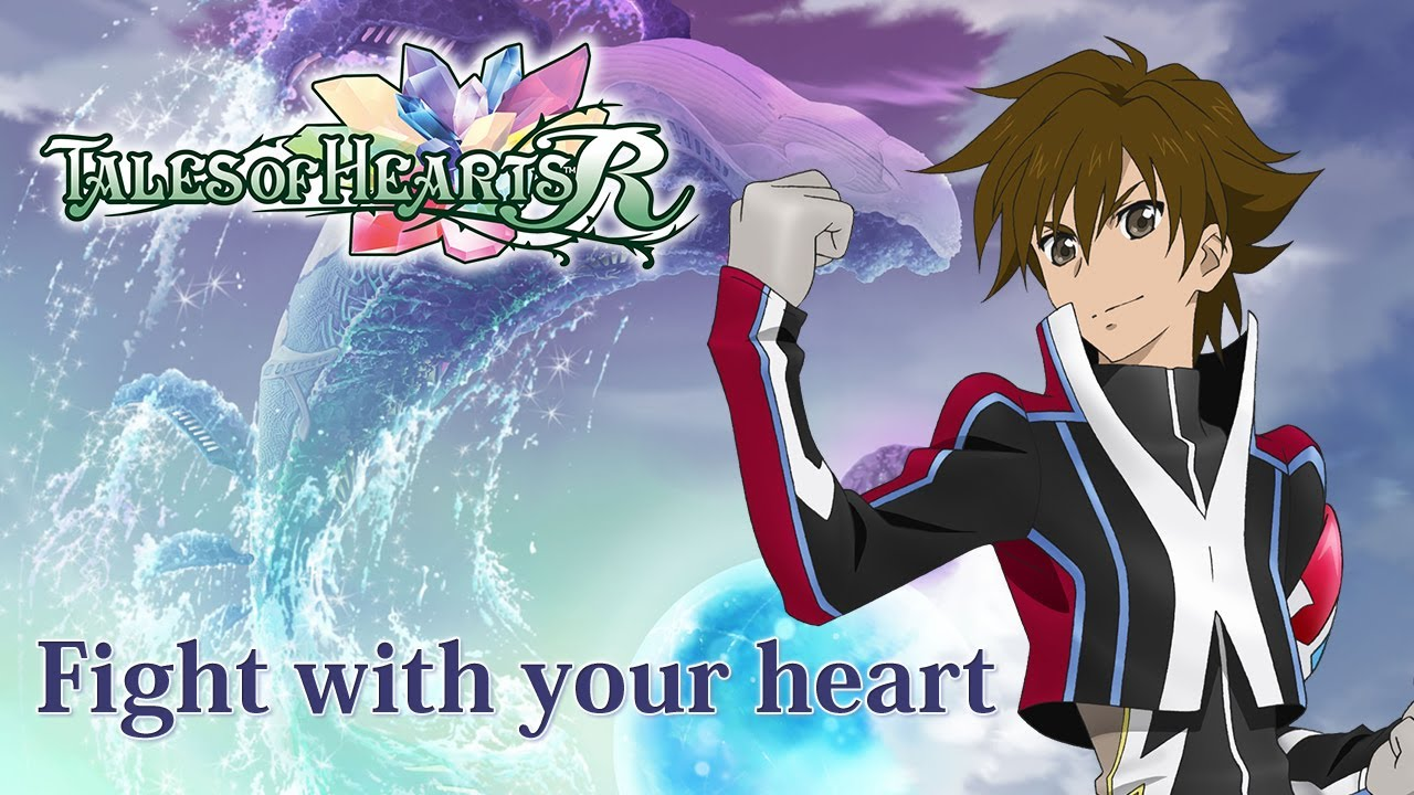 Tales of Hearts R sortira en France sur PS Vita