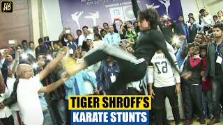 Download Video Tiger Shroff's Karate Training & Workout 2016