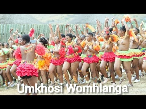 uMkhosi Womhlanga: Zulu Reed Dance