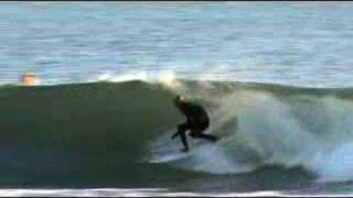 Kelly Slater ripping Rincon!