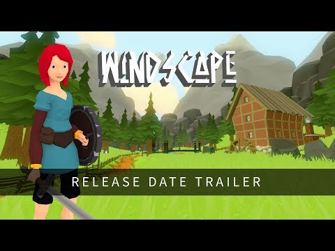 Windscape - Release Date Trailer thumbnail