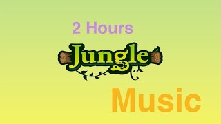 Jungle Music & Jungle Theme: 2 Hours of the Best Jungle Drums Music Video