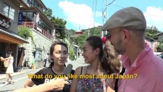 Travelers' Voice of Kyoto: KIYOMIZU DERA Area Interview002