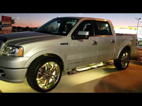 Lincoln Mark LT LED Extreme wheel lights