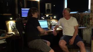 """Unisonic - Kosta & Dennis about """"Live In Wacken"""" Part 3"""
