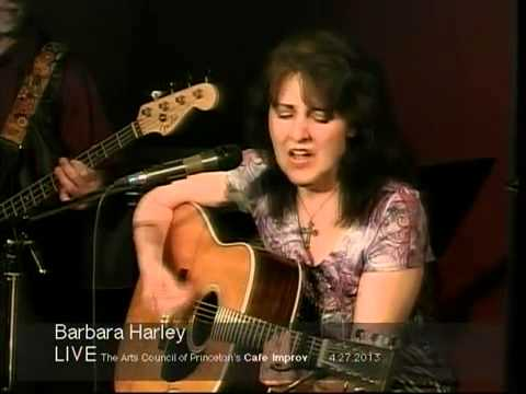 The Barbara Harley Trio - Cafe Improv