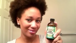 How To Use Jamaican Black Castor Oil  to Help Your Hair Grow| Women & Men