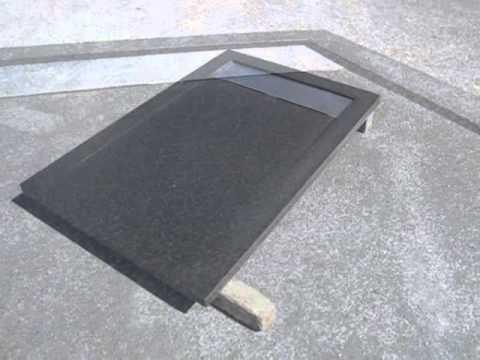 comment poser receveur extra plat la r ponse est sur. Black Bedroom Furniture Sets. Home Design Ideas