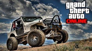 GTA 5 - Mon Nouveau Tout-terrain Online + Courses De Rues Avec Les Abonnés
