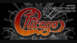 """CHICAGO - """"I CAN'T LET GO"""" (2009 NEW SINGLE!!)"""