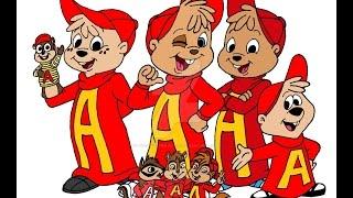 alvin twist (alvin de los 80´s y Alvin de Nickelodeon)