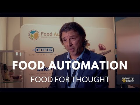 What to consider when automating your food production line