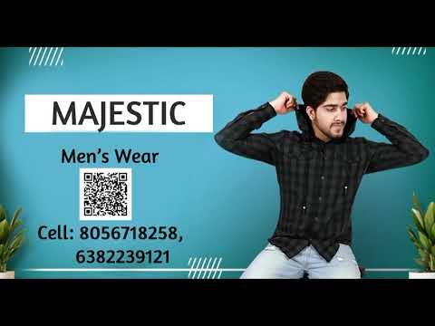 Majestic Mens Wear