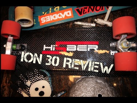 Garage Longboarding | Hi5ber Ion 30 Longboard | Review