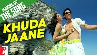 Making Of The Song - Khuda Jaane   Bachna Ae Haseeno   Ranbir Kapoor   Deepika Padukone