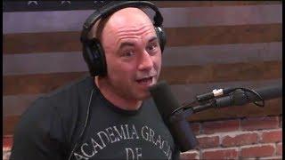 Joe Rogan Breaksdown Doing MMA Commentary