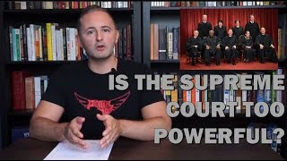 Topic 2.9 Legitimacy of the Judicial Branch AP Government