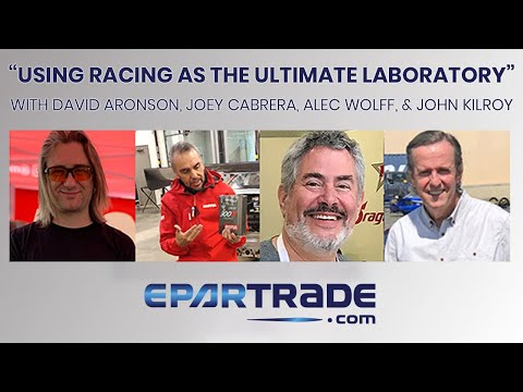 Using Racing as the Ultimate Laboratory