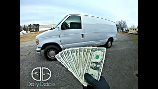 How To Start A Mobile Detailing Business On A Budget