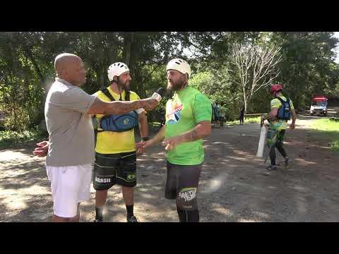 Campeonato Brasileiro de R4 Rafting em Juquitiba 2019