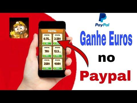 Ganhe euro no paypal -  Jogos para ganhar dinheiro no paypal.