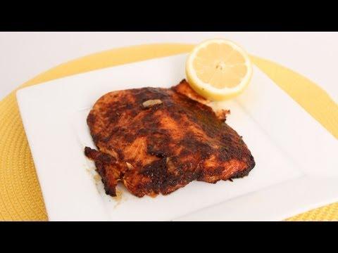 Grilled Cedar Plank Salmon Recipe – Laura Vitale – Laura in the Kitchen Episode 613