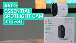 Arlo Essential Spotlight Cam im Test - Die GÜNSTIGSTE Arlo Kamera OHNE HUB