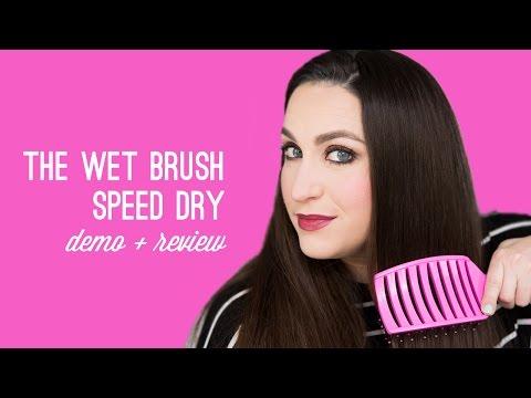 Pro Shine Enhancer Hairbrush by wet brush #3