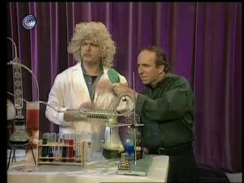 """""""המדען קירי"""" - מערכון מצחיק מבית להקת כוורת"""