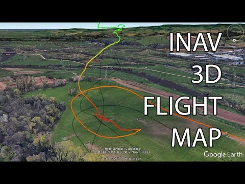 -inav-3d-flight-map