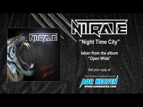 NITRATE promo video: You Want It - You Got It (Audio Track)
