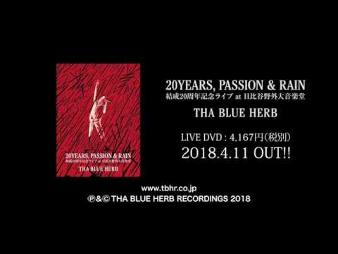 20YEARS, PASSION & RAIN / THA BLUE HERB 4-17 - FarEastSkateNetwork