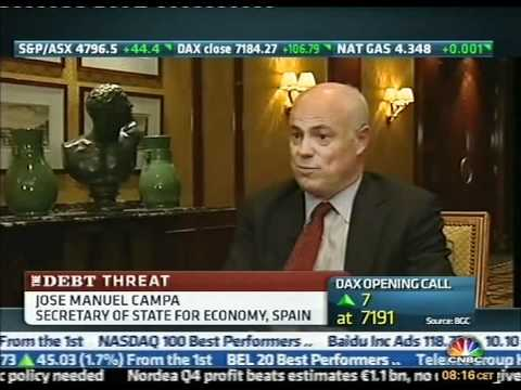 Interview with José Manuel Campa (2011)