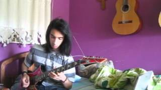Arch Enemy - Savage messiah cover
