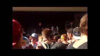 Chunk! No Captain Chunk! - Reasons To Turn Back LIVE @ WARPED TOUR 2012