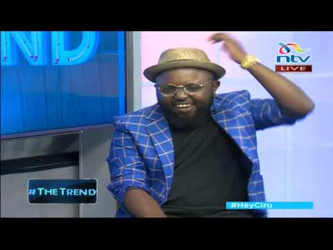 Gospel music group Kelele takatifu on the verge of splitting up? Moji shortbabaa has answers