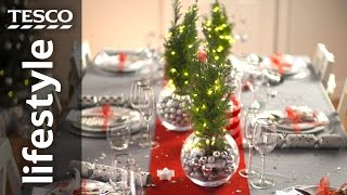 How to dress your Christmas table