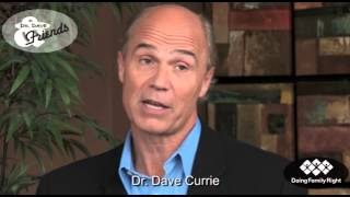 How long should you date before getting engaged? With Dr. Dave Currie of Doing Family Right