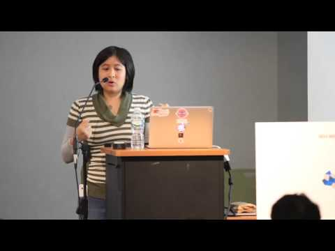 Monktoberfest 2015: Laura Ku – Building a Volunteer Legion for a Diversity Initiative