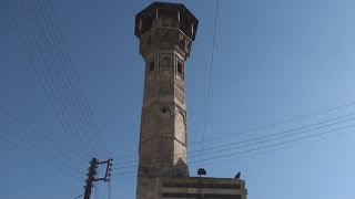 preview picture of video 'Al Saffahiyah Mosque جامع السفاحية and Aleppo Streets'