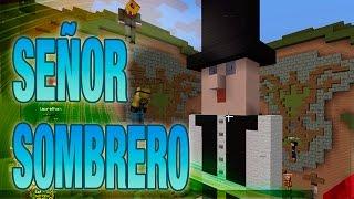 UN SEÑOR SOMBRERO | BUILD BATTLE C/ LUH, EXO Y MACU