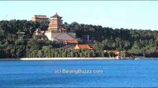 Video : China : The Summer Palace lake, BeiJing 北京