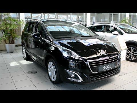 2014 New Peugeot 5008 Allure HDi 150