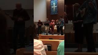 heaven's just a prayer away- union folk