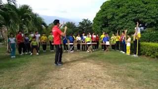 Sayang Kinabalu - Orkestra Bambu 4 Kuning SJK (C) Yuk Yin, Keningau, Sabah