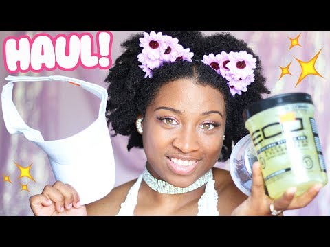 What Natural Hair Products Do I Buy At The Beauty Supply? | Beauty Supply Store HAUL! Mp3
