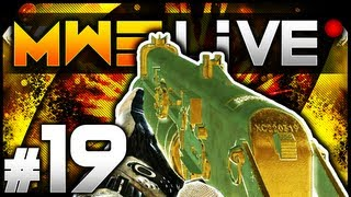 """""""CAMPERS!"""" - MW3 LIVE #19 (Call of Duty: Modern Warfare 3 Multiplayer Gameplay)"""