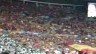 Spain national anthem euro 2008